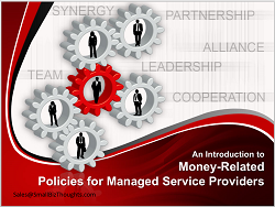 Introduction to Money-Related Policies for Managed Service Providers