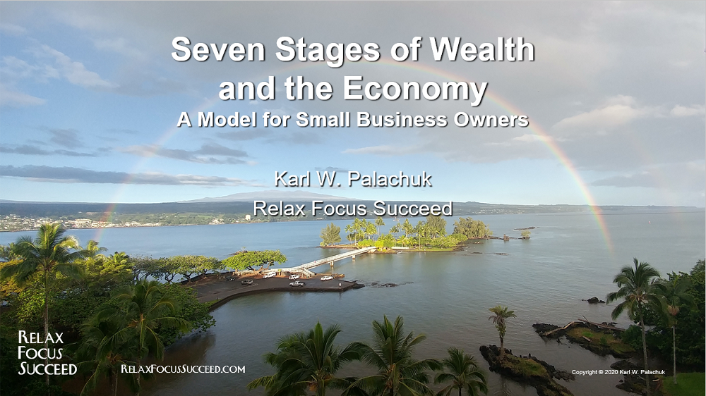 Seven Stages of Wealth and the Economy
